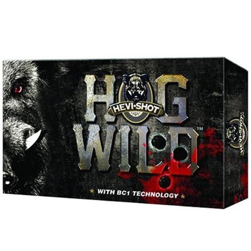"Hevi-Shot Hog Wild 12 Ga Ammo 3"" .625 2 Magnum Balls NT"