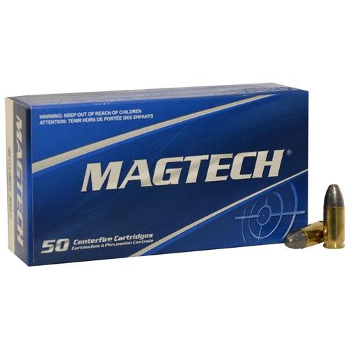 Magtech Sport 9mm Luger Ammo 124 Grain LRN