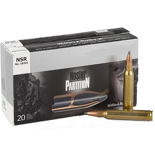 sellier bellot 7mm rem mag ammo 175 gr nosler partition