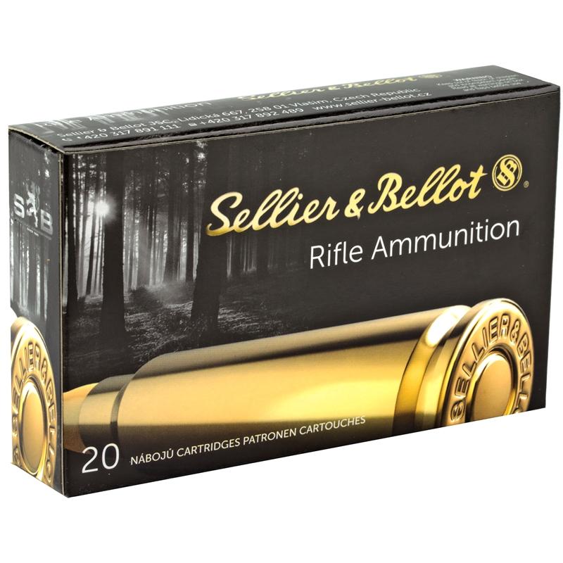 Sellier & Bellot 303 British Ammo 180 Grain SP