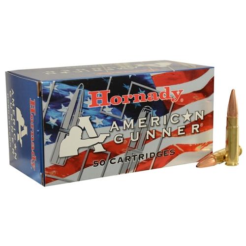 Hornady American Gunner 223 Remington Ammo 55 Grain HPBT