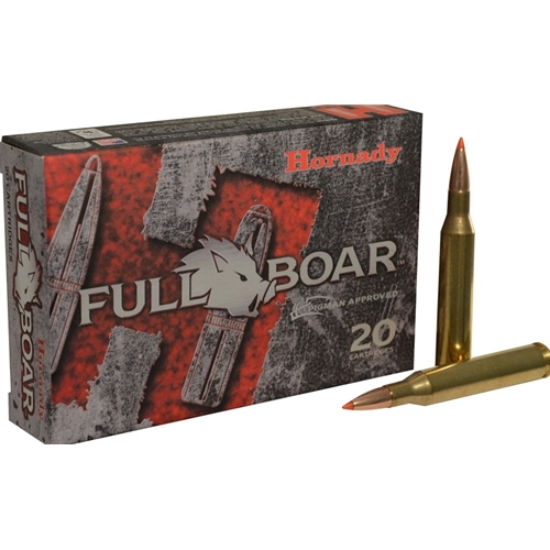 Hornady Full Boar 30-30 Winchester Ammo 140 Grain MonoFlex