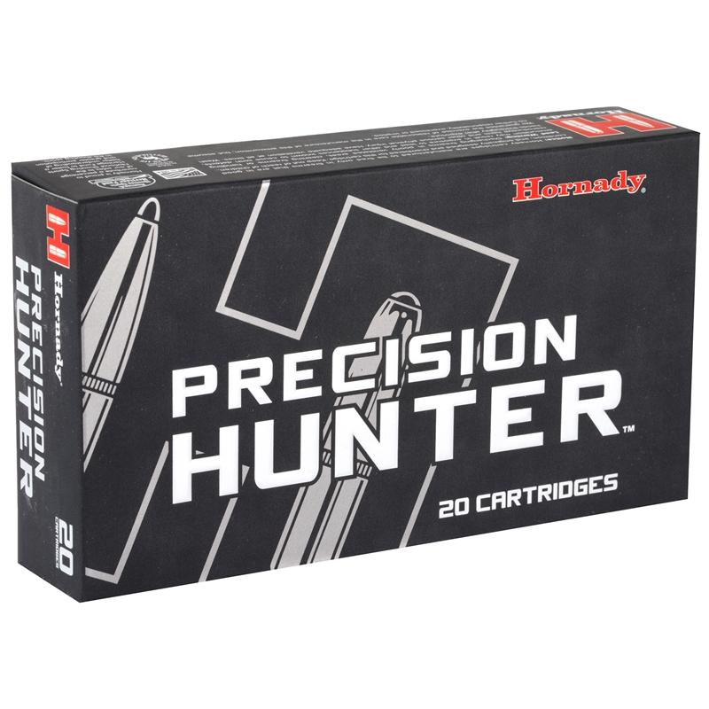 Hornady Precision Hunter 308 Winchester Ammo 178 Gr ELD-X