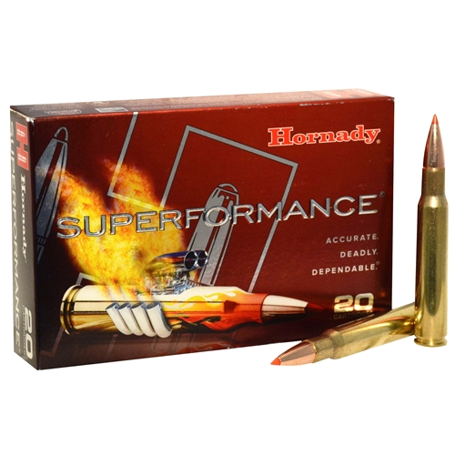 Hornady Superformance 30-06 Springfield 180 Grain GMX