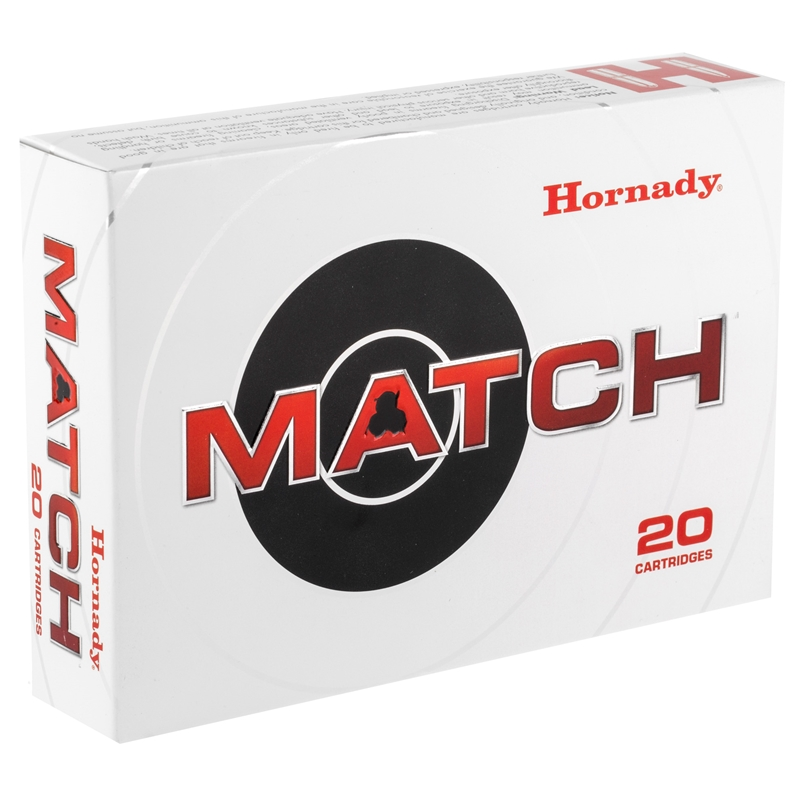Hornady Match 338 Lapua Magnum Ammo 285 Grain ELD