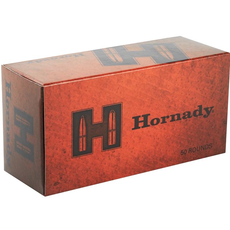 Hornady Custom 22 Hornet Ammo 45 Grain Soft Point