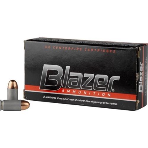 CCI Blazer 45 ACP AUTO Ammo 230 Grain TMJ