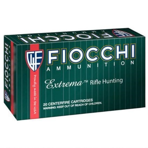 Fiocchi Extrema 7mm-08 Remington 139 Grain Interlock SP