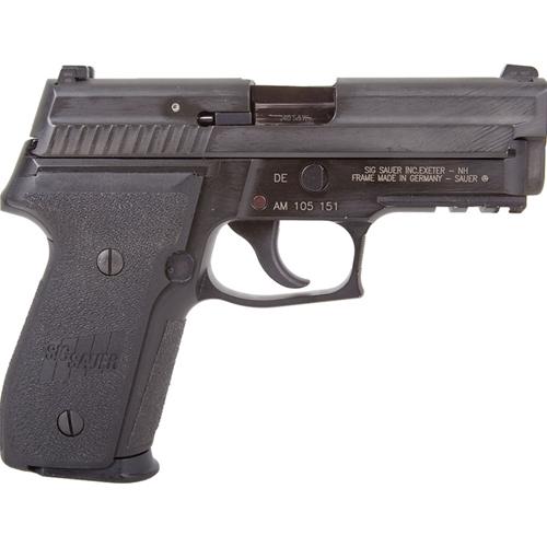 Sig Sauer Model P229R Handgun 40 S&W 12 Rounds Black Police Trade-In