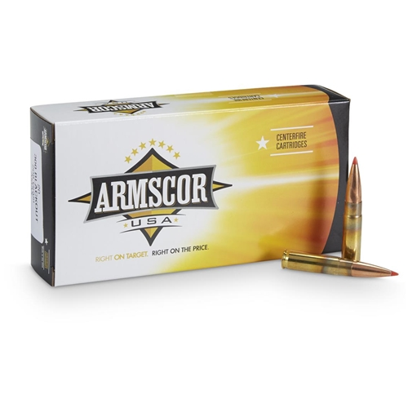 Armscor USA 300 AAC Blackout Ammo 208 Grain AMAX