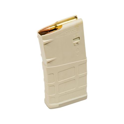 Magpul PMAG 20 LR/SR Gen M3 308 Win 20 Rnd Sand