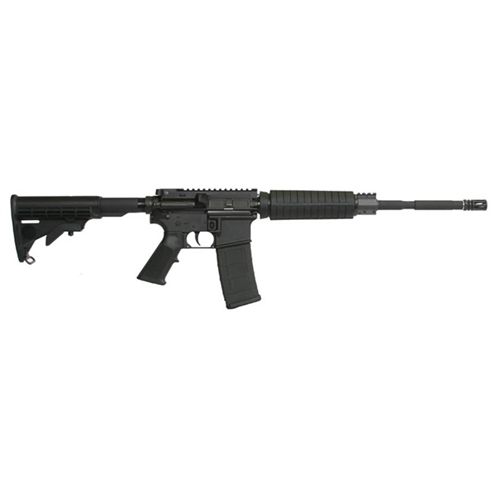 "Standard Manufacturing Co STD-15 Model A AR-15 Semi-Auto Rifle 5.56mm 16"" Right Hand"