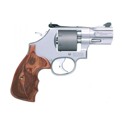 Smith & Wesson 986 PC Revolver 9mm 7 Rounds Stainless Steel