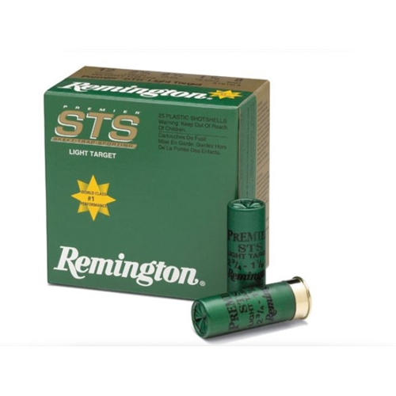 "Remington Nitro Gold Sporting Clays 12 Ga Ammo 2-3/4"" 1oz #7.5"