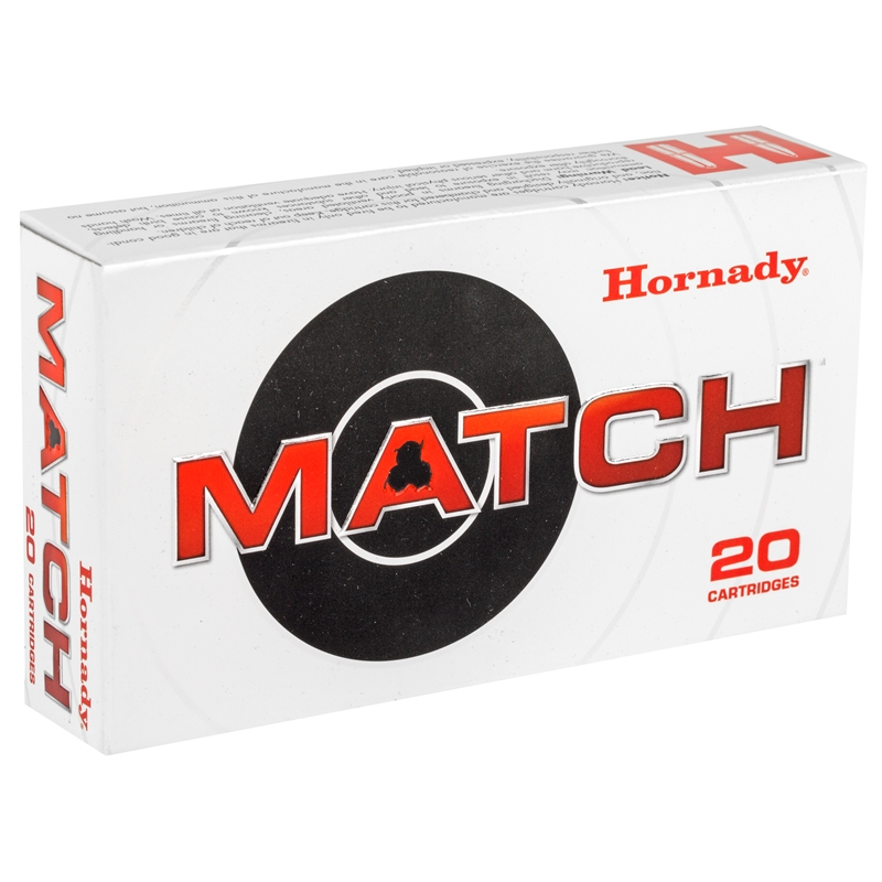 Hornady Match 260 Remington Ammo 130 Grain ELD Match