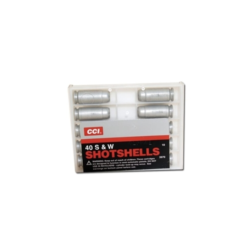CCI Shotshell 40 S&W Ammo 105 Grain #9 Shot