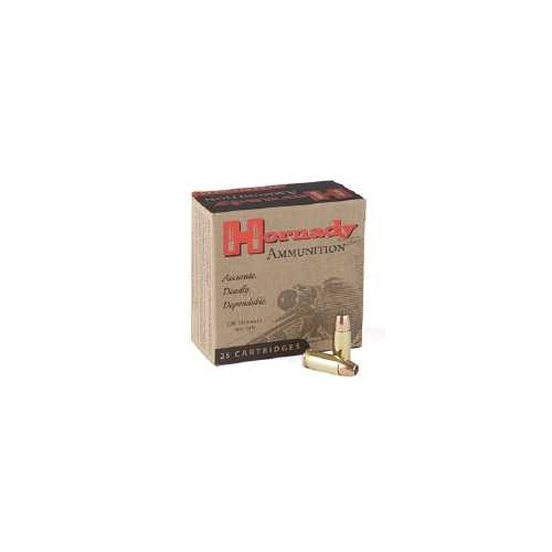 Hornady Custom Ammo 45 ACP 185 Grain XTP Jacketed Hollow Point Ammunition