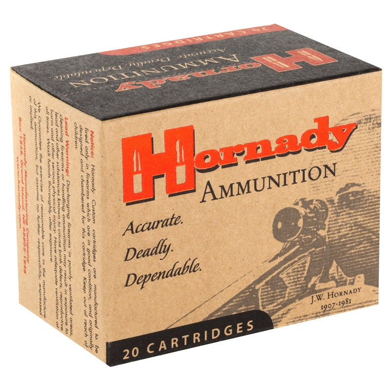 Hornady Custom 41 Remington Magnum Ammo 210 Grain XTP JHP