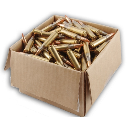 Federal Lake City 7.62x51mm Ammo Tactical Tracer 175 Gr FMJ Bulk