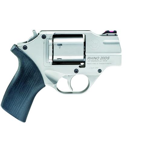Chiappa Firearms Grade 2 Rhino 200 DS 357 Magnum Revolver 6 Rd SS