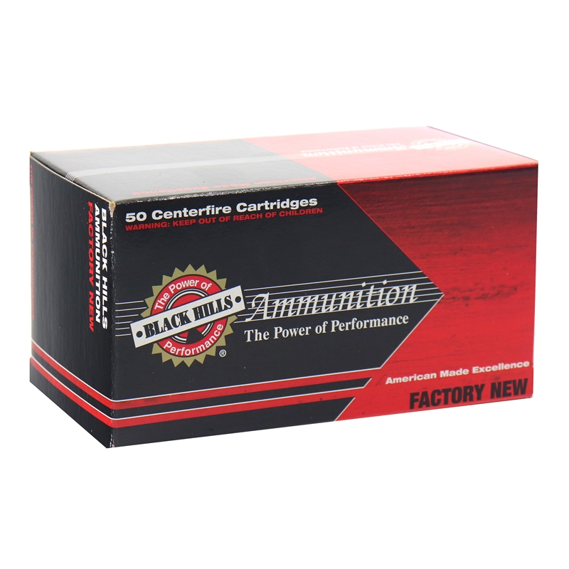Black Hills 223 Remington Ammo 55 Grain Barnes TSX Bullet HPLF