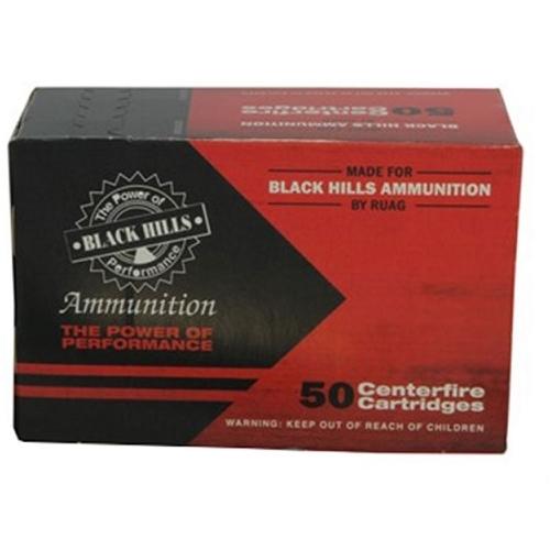 Black Hills 223 Remington Ammo 50 Grain Hornady V-Max
