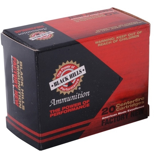 Black Hills 9mm Luger Ammo 115 Grain EXP JHP