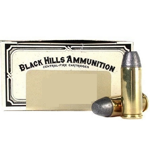 Black Hills Cowboy Action 44 Russian Ammo 210 Grain LFP
