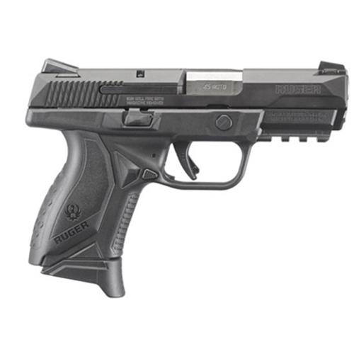 """Ruger American Pistol 45 ACP Auto Semi-Auto 3.75"""" 10 Rds Blk"""