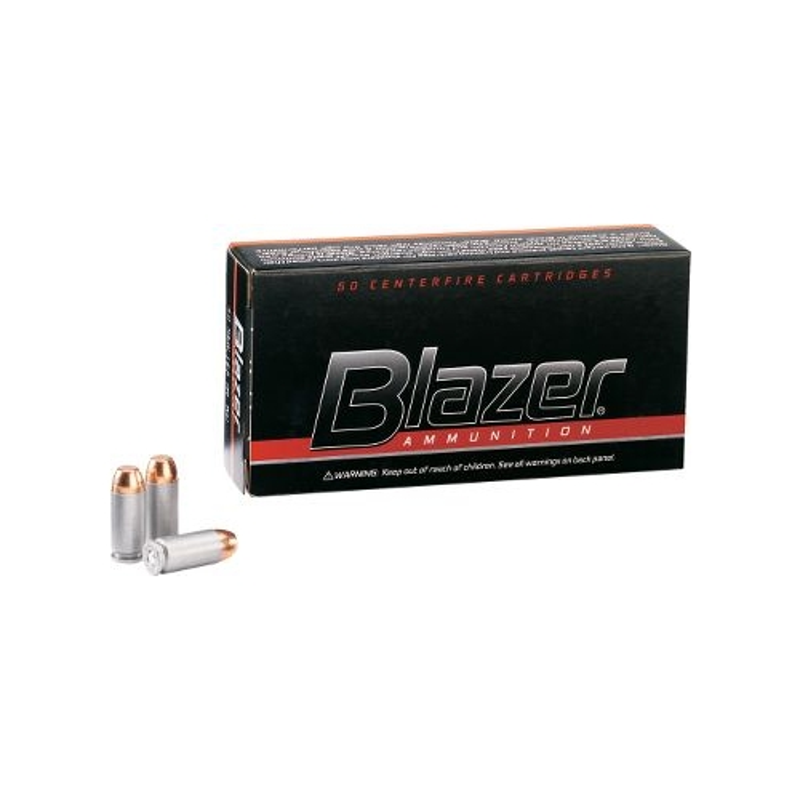 CCI Blazer 32 ACP AUTO Ammo 71 Grain Total Metal Jacket