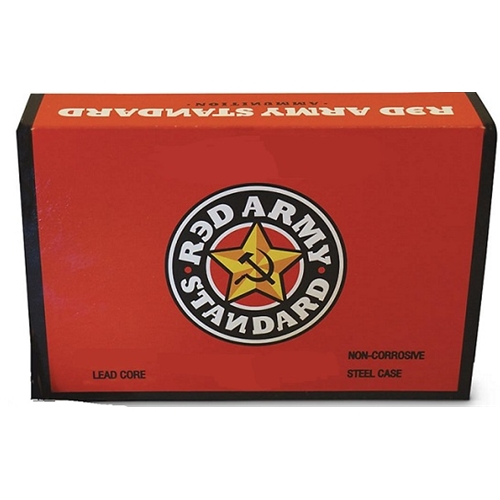 Red Army Standard 5.45x39mm Ammo 60 Grain FMJ