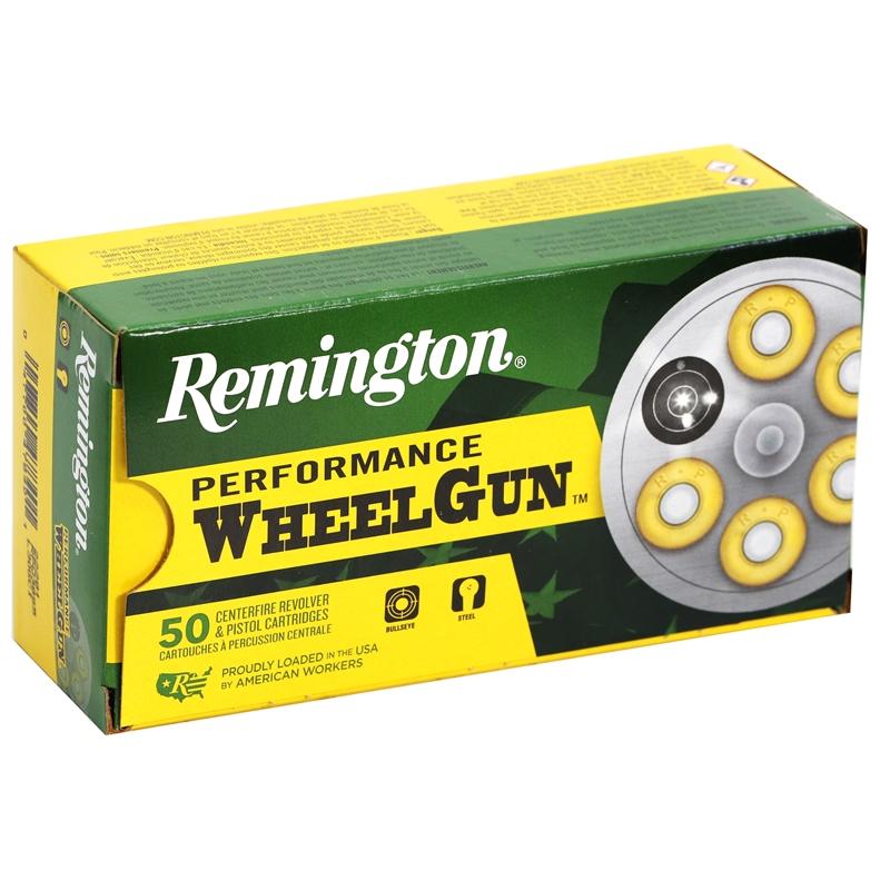 Remington Performance Wheelgun 38 Special Ammo 158 Gr LRN