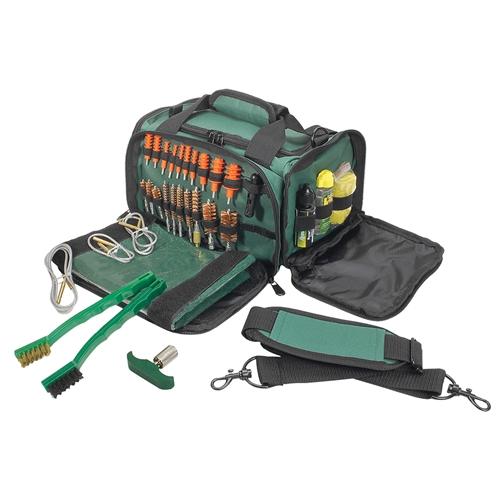 Remington Squeeg-E Universal Gun Cleaning System w Green Case