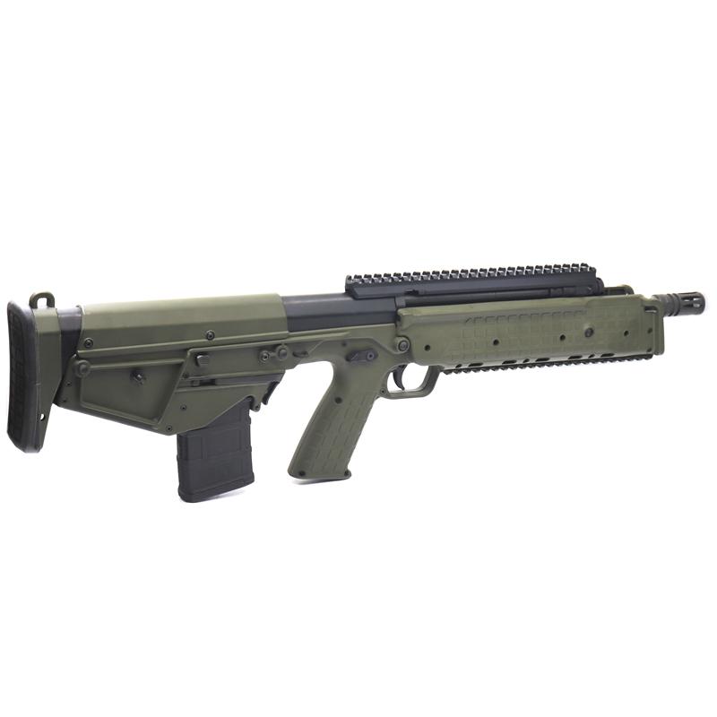 """Kel-Tec RDB 5.56mm Semi-Auto Rifle Black 20 Rds 17.3"""" Brl Blk/Grn"""