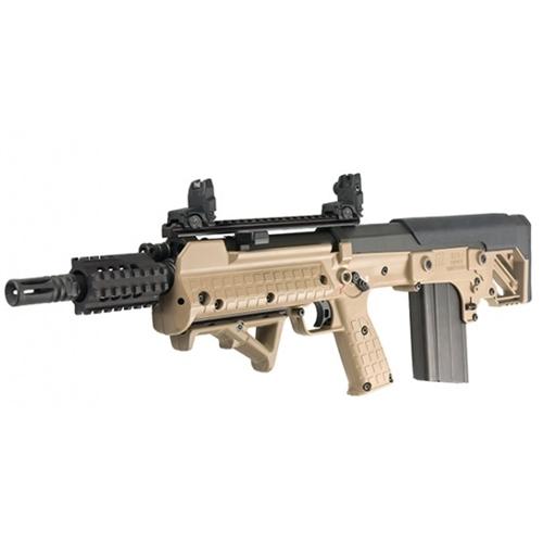 """Kel-Tec RDB 5.56mm Semi-Auto Rifle Black 20 Rds 17.3"""" Brl Blk/Tan"""