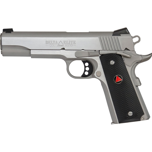 "Colt 1911 FS Delta Elite 10mm Auto Semi Auto 5"" Brl 8 Rds Two Tone"