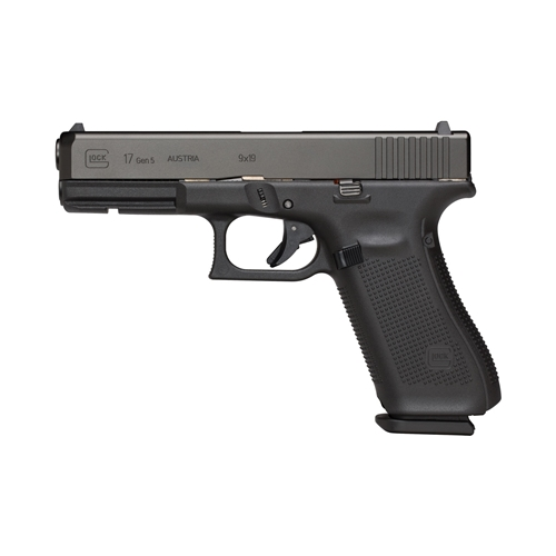 "Glock G17 Gen5 9mm Luger Semi-Auto 17 Rds 4.5"" Marksman Brl Ameriglo Sights"