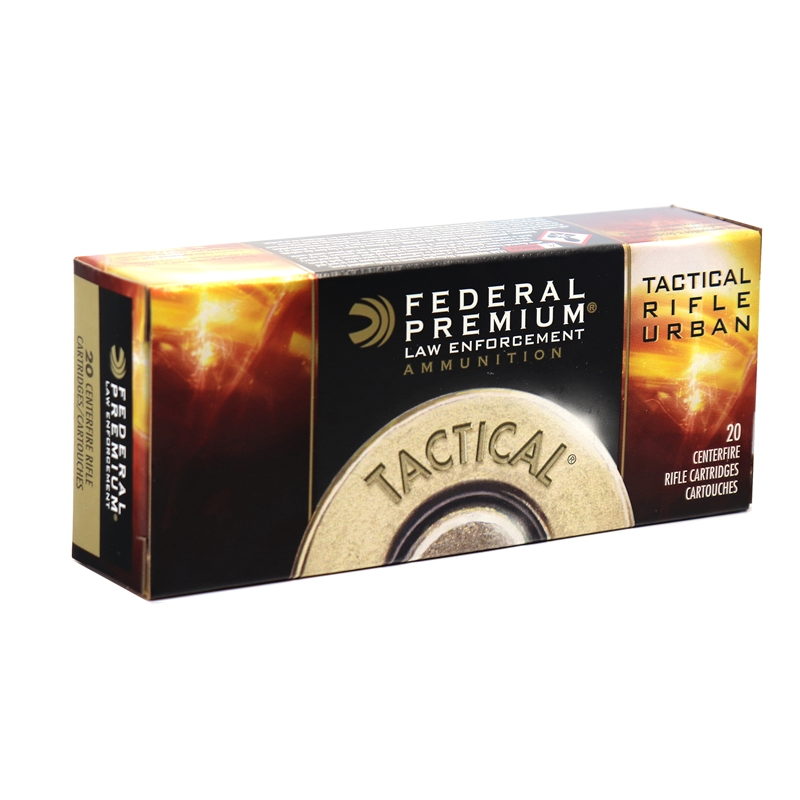 Federal LE TRU 223 Remington Ammo 69 Gr Sierra MatchKing HP