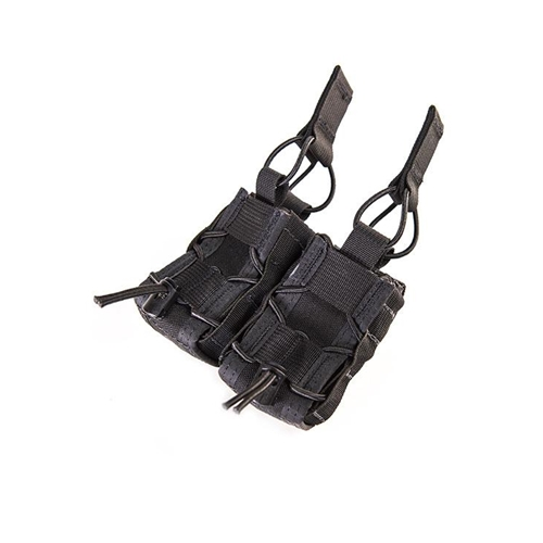 High Speed 40MM Taco Molle Double Configuration Blk