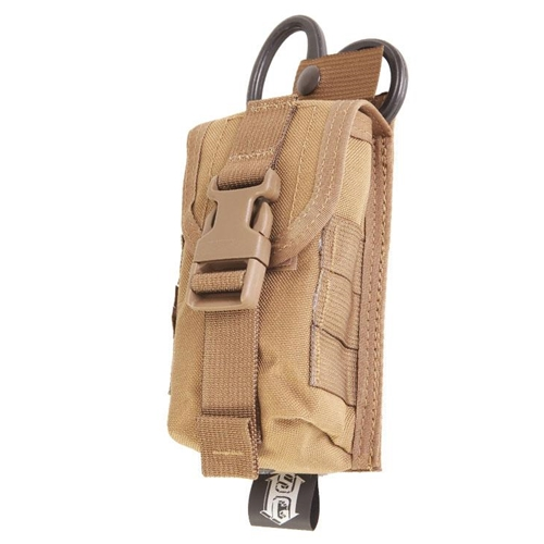 High Speed Gear Bleeder / Blowout Pouch Molle Coyote Brown