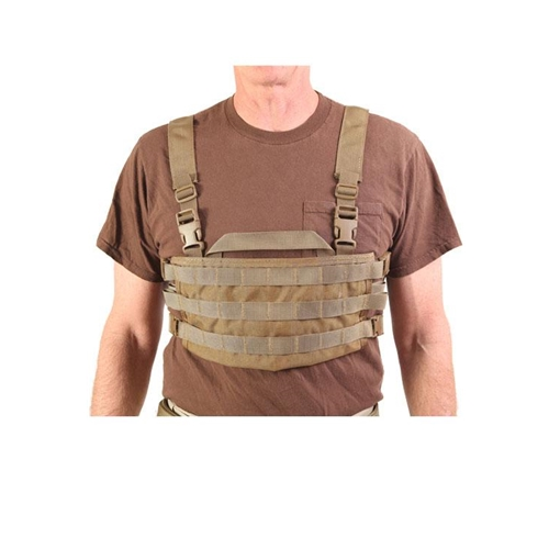 High Speed Gear AO Chest Rig Coyote Brown