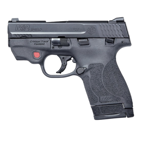 "S&W M&P M2.0 40 S&W Semi-Auto 7 Rds 3.1"" Integrated Crimson Trace"