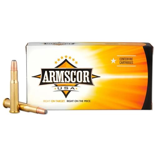 Armscor USA 30-30 Winchester Ammo 170 Grain FP