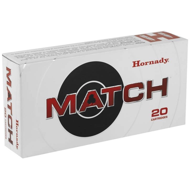 Hornady Match 6.5 PRC Ammo 147 Grain ELD Match