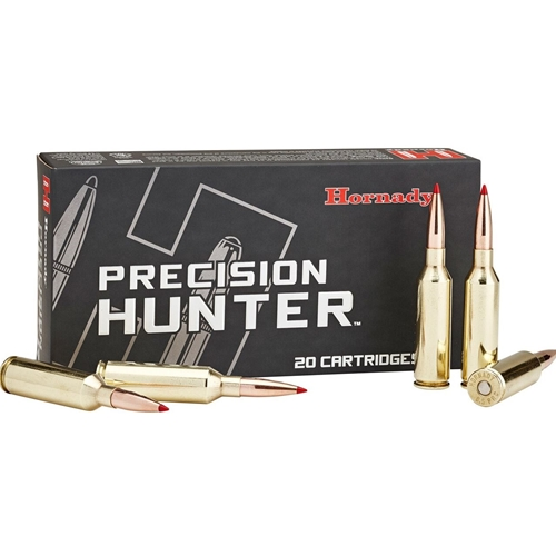 Hornady Precision Hunter 338 Winchester Magnum Ammo 230 Gr ELD-X