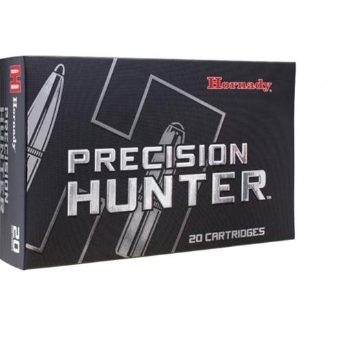 Hornady Precision Hunter 7mm WSM Ammo 162 Grain ELD-X