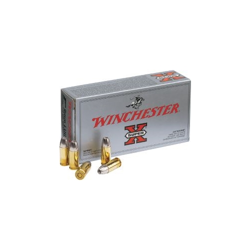 Winchester 9mm Luger Ammo 124 Grain Poly Tip Super-X