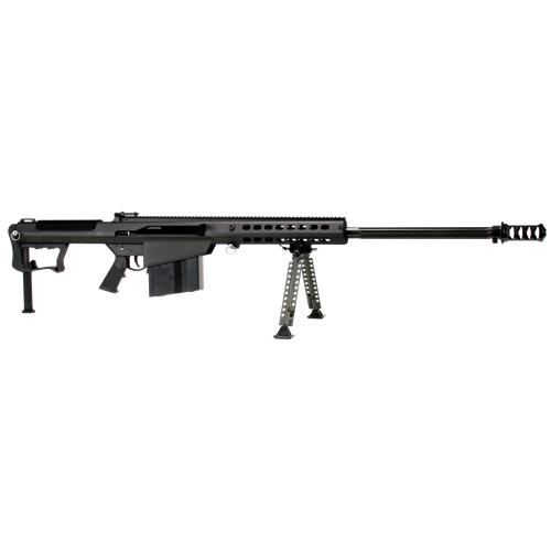 """Barrett M107 A-1 50 BMG Semi-Auto Rifle 29"""" Brl 10+1 Rds Blk"""