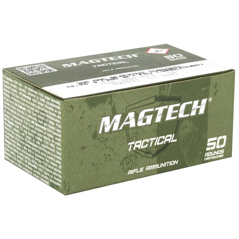 Magtech 300 AAC Blackout Ammo 200 Grain Subsonic FMJ