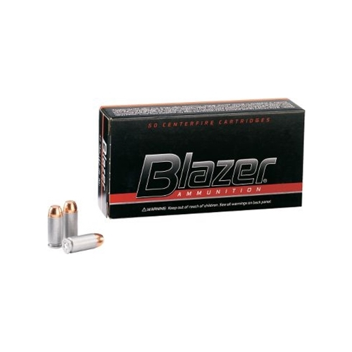 CCI Blazer 40 S&W Ammo 155 Grain Total Metal Jacket